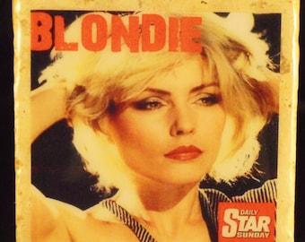 Blondie Custom Coasters