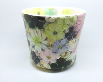 Yuzuriha Night Blossom Free Cup - Night Flowers