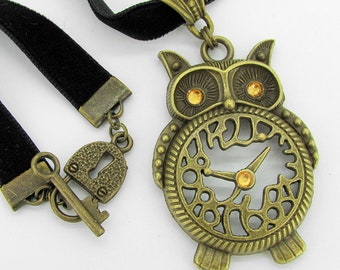 Sage & Time Choker Necklace