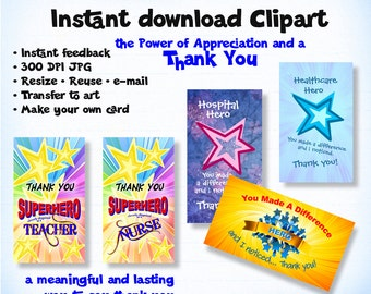 Thank You CLIPART - The Power of Appreciation