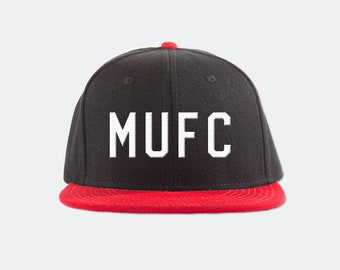 MUFC Snapback Hat