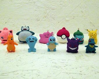Pokemon Charm or Keychain