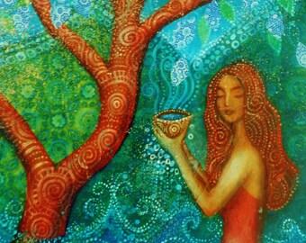 Anahita, Water Goddess.