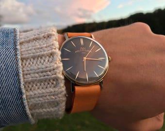 Leather Watchband