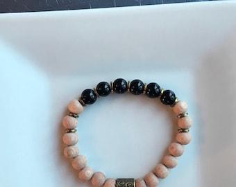 SALE** Black Beauty Bracelet
