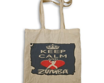 Keep Calm And Love Zombies Tote bag aa152r