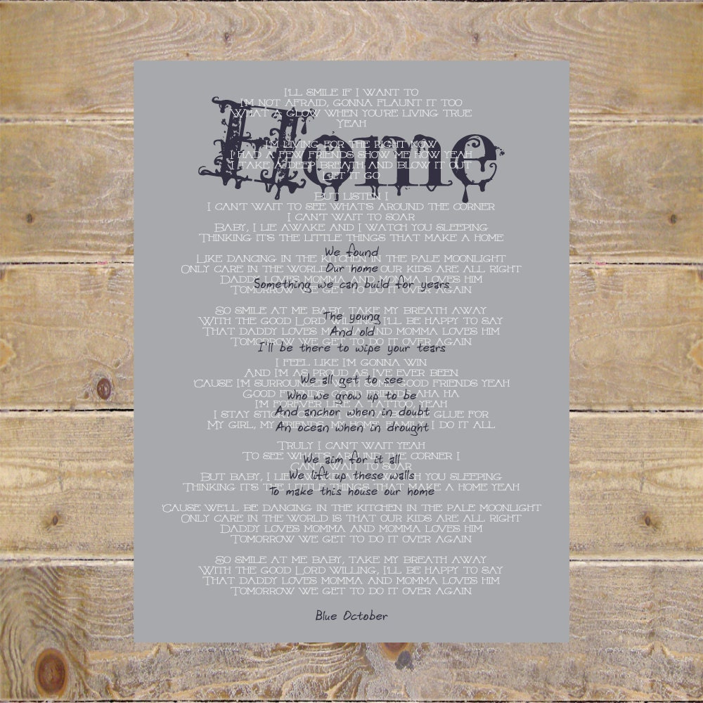 Blue october blue october lyrics home lyrics home blue zoom stopboris Gallery