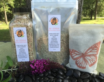 ReKindle Herbal Bath Salts for Nourishment
