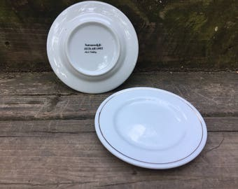 Delta Airlines Dishes