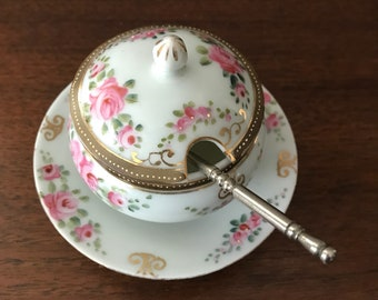 Nippon Covered Condiment Dish