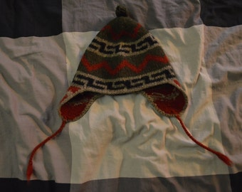 Vintage Abercrombie & Fitch Wool Winter Hat
