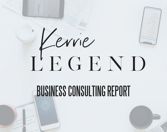 Custom Business Consulting Report