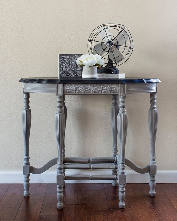 vintage console table. Like This Item? Vintage Console Table