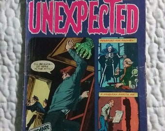 DC Unexpected #158 August 1974 vintage