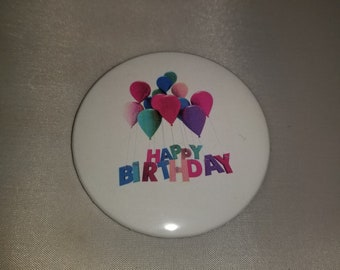 Happy Birthday Balloons - S-B10011