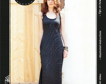 Mission Maxi e-pattern (pdf sewing pattern)