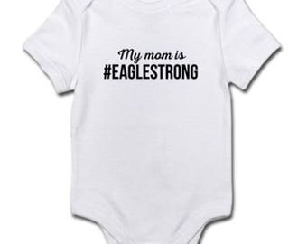My Mom Is Eagle Strong - All proceeds will go to the official victims fund from the Marjory Stoneman Douglas High School shooting