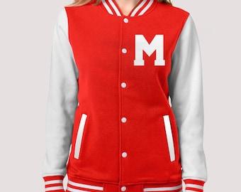 "Varsity Jacket  ""M"" University  chapter"