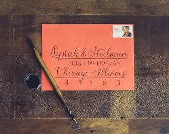 A7 Envelope - Oprah Style