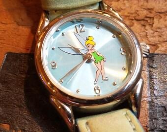 Vintage Tinker Bell Watch