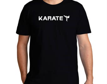 Karate Cool Style T-Shirt