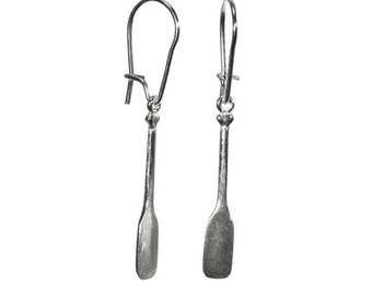 Canoe Paddle Earrings