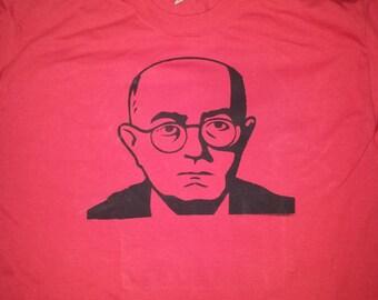 Adorno t-shirt (Philosophy, Marxism, critical theory, Frankfurt School)