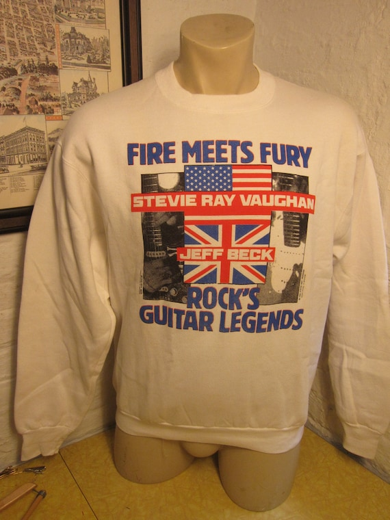 Size XL (47) ** Rare 1989 Bad English Concert Shirt (Deadstock Unworn -- Mint) (Double Sided) vgtjcY9y