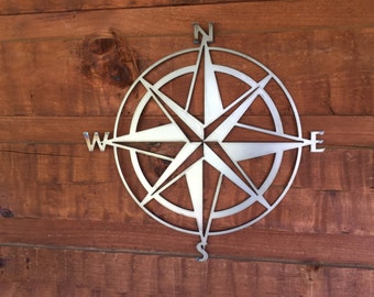 Nautical Compass Star