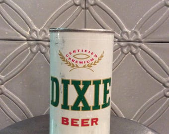 Vintage Beer Can Candle