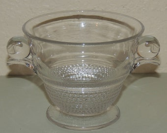 Creamer Tear Drop Pattern Duncan and Miller 1936 to 1955