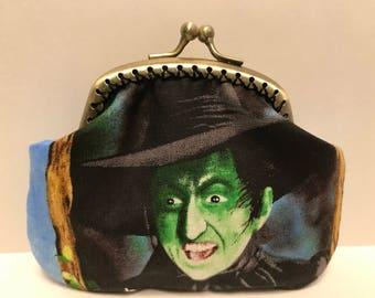 Wizard of Oz Coin Purse