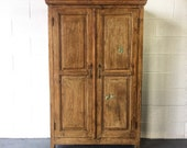 Antique Teak Cabinet, Pan...