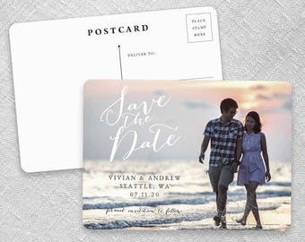 Always Yours - Postcard - Wedding Save-the-Date