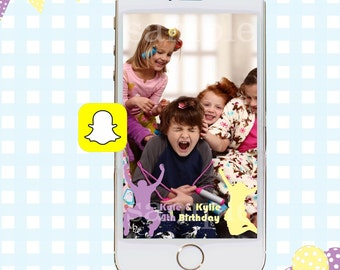 Snapchat GeoFilters, Birthday Snapchat Filters, Party Snapchat Filter, Trampoline Snapchat GeoFilter, Jump Birthday Party, Jump Geofilter,