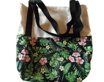 Grocery Bag, Reusable Bag,Tote Bag, Canvas Grocery Bag