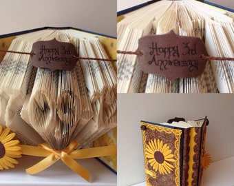 Personalise Book Fold - Any Date