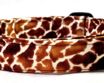 Welcome To The Jungle Giraffe Dog Collar
