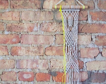 Electric Lady Lace | Modern Macrame