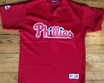 Vintage MLB Philadelphia Phillies jersey shirt
