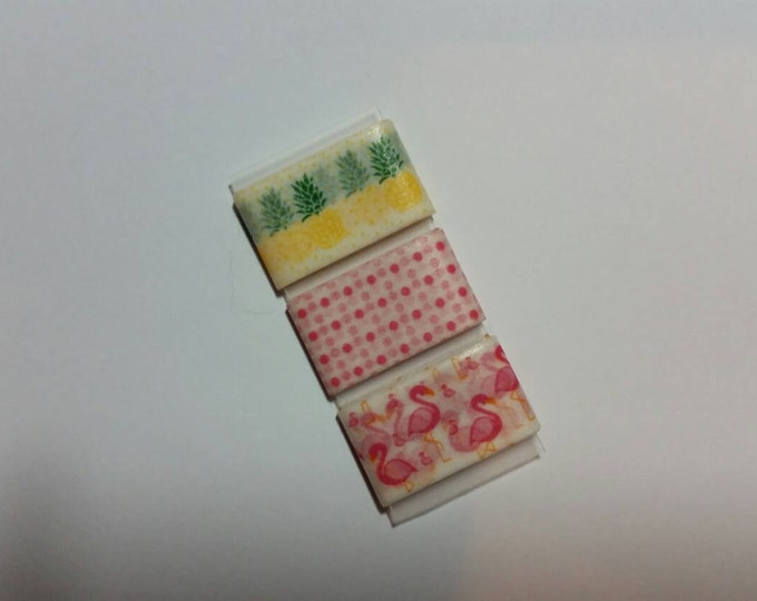 Washi Tape Sample Card