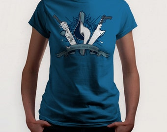 Succession of Witches (Final Fantasy VIII) t-shirt