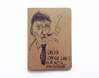 David Lynch Illustrated Journal