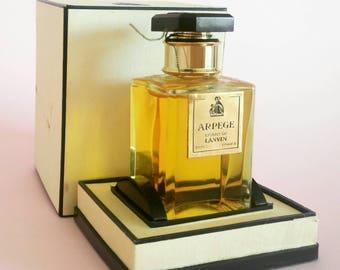 Vintage Arpege Extrait De Lanvin Paris Perfume sealed