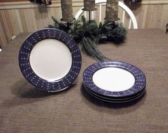Coventry Stoneware *-* LIBERTY *-* Salad Plates, set of 4 or Individual