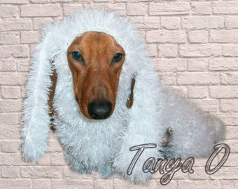 Knit coat for dog, knitted clothes for dog,Knitted clothes for dogs