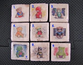 U-Pick Superbear magnets