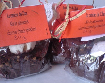 Chocolate Kit hot speculoos