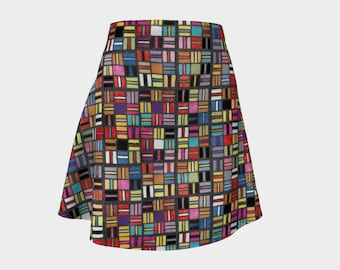 Flared Skirt - Takes All Sorts