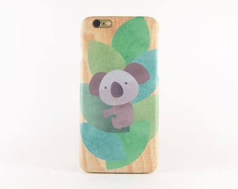 Koala iPhone 8 Plus, iPhone 8 case, iPhone 7 Plus case, iPhone 7 case, iPhone 6S case, iPhone 6S Plus case, iPhone SE case, iPhone X case